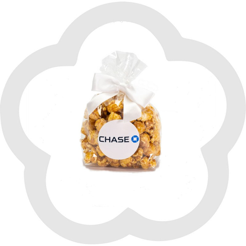 2 Cup Custom Labeled Popcorn Favor Bag - 25 Pieces
