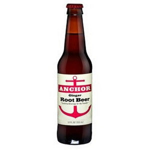 Anchor Ginger Root Beer - Nikki