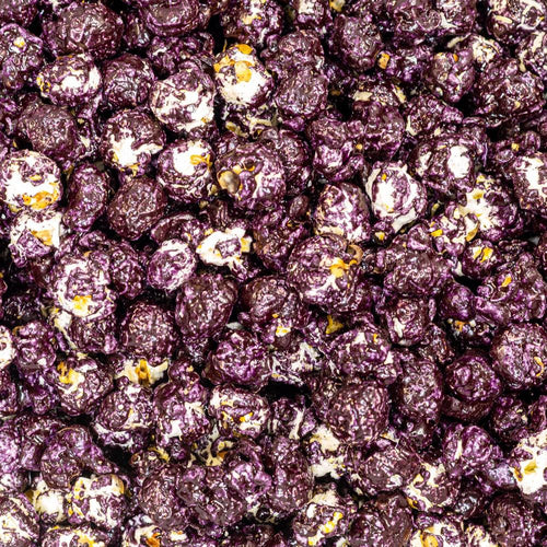 Black Colored Blackberry Popcorn Dallas Nikkis Popcorn Company