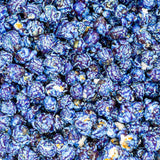 Blue Colored Blueberry Popcorn Dallas Nikkis Popcorn Company