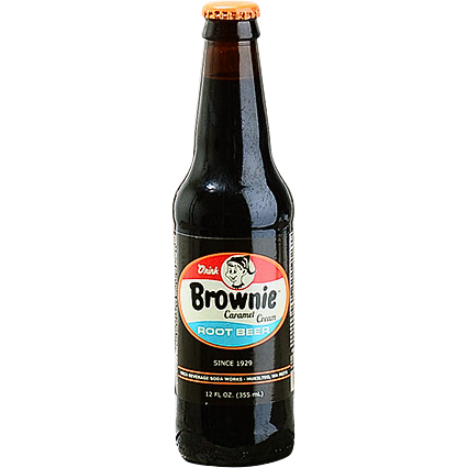 Brownie Caramel Root Beer - Nikki