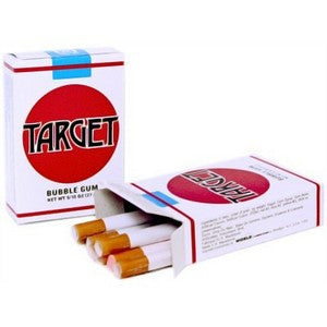 Bubble Gum Cigarettes (4) - Nikki