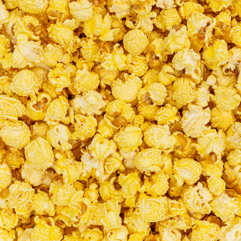 Big Fluffy Buttery  Popcorn Dallas Nikkis Popcorn Company
