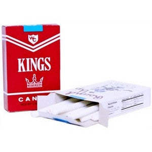 Candy Cigarette Sticks (4) - Nikki