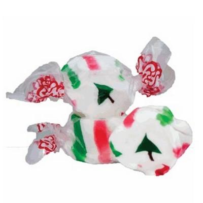 Peppermint Christmas Tree Taffy