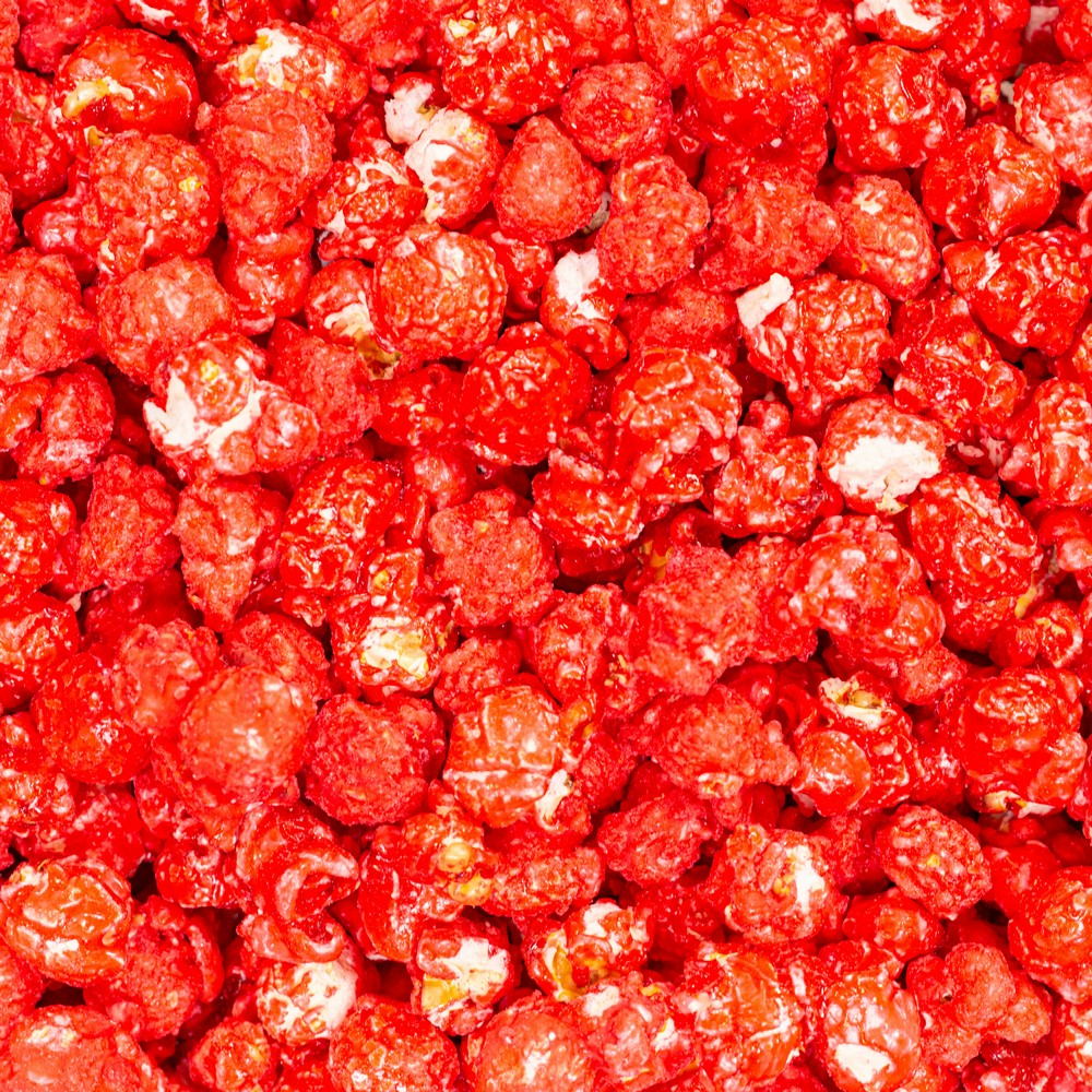 Red Hot Cinnamon Popcorn Dallas TX