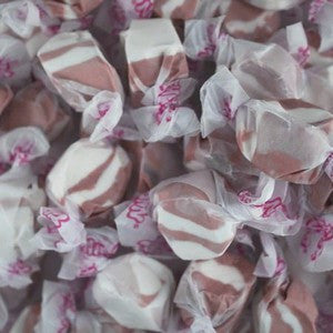 Salt Water Taffy - Coconut - Nikki's Popcorn Company Dallas, TX