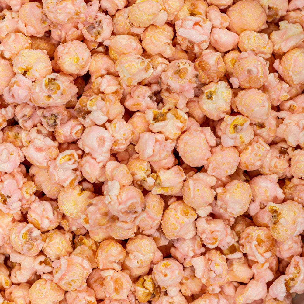 Cotton Candy Popcorn Light Pink Popcorn