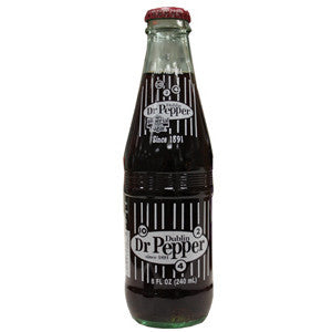 Dr Pepper Real Cane Sugar - Nikki