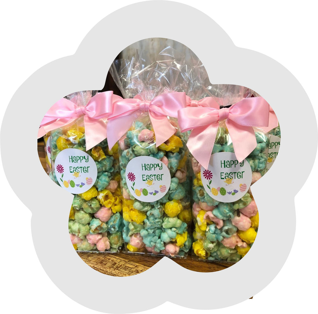Easter Popcorn Favor Gift Bag
