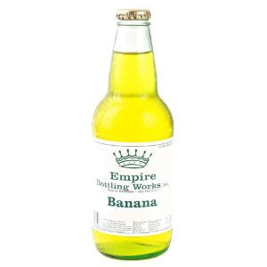 Empire Banana Soda - Nikki's Popcorn Company Dallas, TX