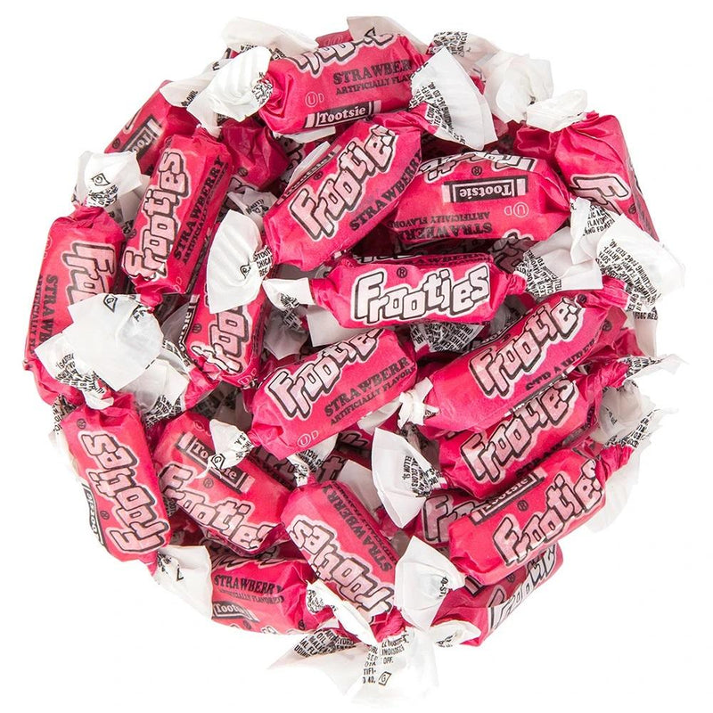 Frooty Tooty Frooties Strawberry Candy