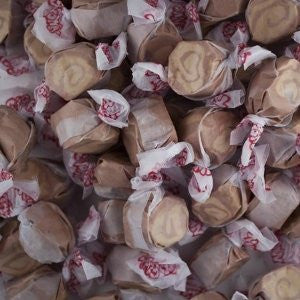 Salt Water Taffy - Gingerbread