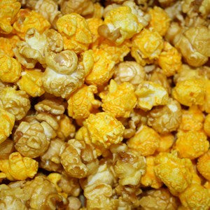 Hot & Spicy Cheese Popcorn