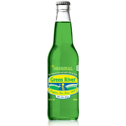 Green River Soda - Nikki's Popcorn Company Dallas, TX