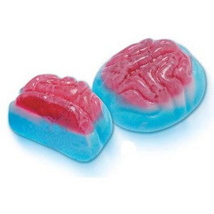 Gummy Brains Bulk 1/2 lb - Nikki