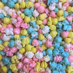 Spring Mix Pastel Colored Popcorn Mix