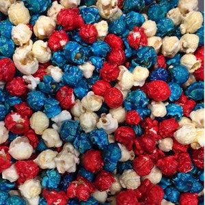 Patriotic Mix Popcorn - Nikki