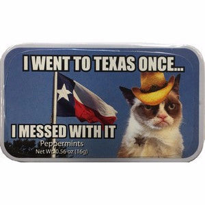 Texas Mint Tin