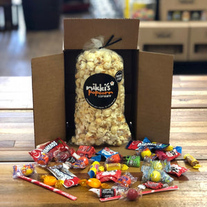 Popcorn Treat Box Mailer Care Package
