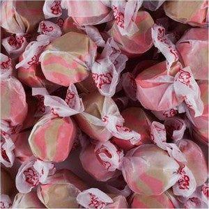 Salt Water Taffy - Strawberry Cheesecake