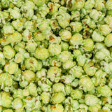 Light Green Margarita Flavored Popcorn Dallas TX