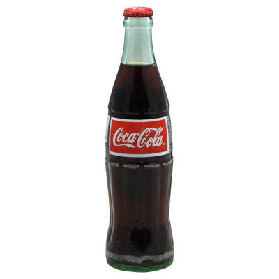 Mexi Coke Glass Bottle - Nikki's Popcorn Company Dallas, TX
