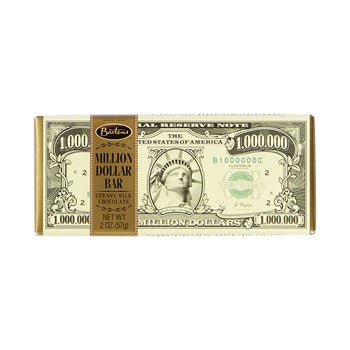 Million Dollar Chocolate Bar