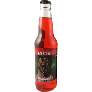 Deadworld Zombie Rotberry Soda - Nikki