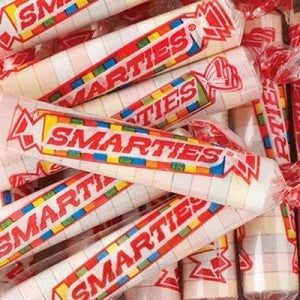 Smarties Candy Rolls  1/2 lb