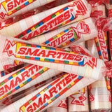 Smarties Candy Rolls