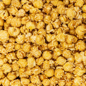 Sea Salt Caramel Gourmet Popcorn - Dallas TX