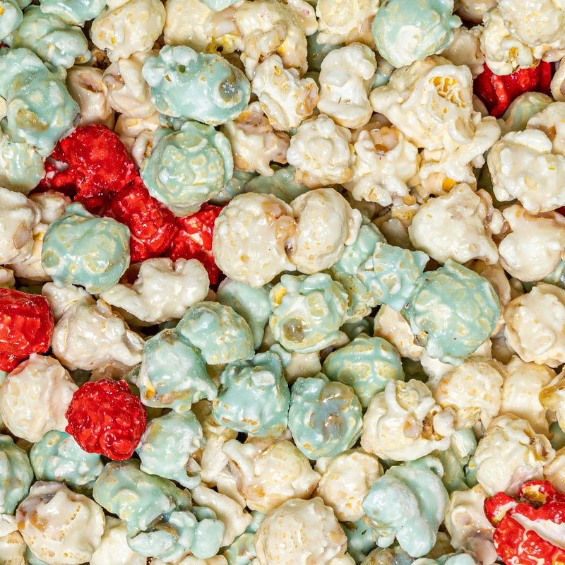 Blue, White & Red Baby Shark Mix Popcorn