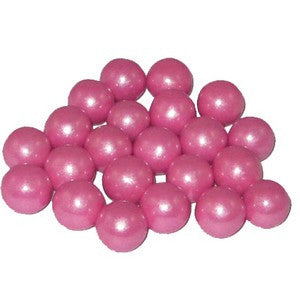 Sixlets - Shimmer Bright Pink