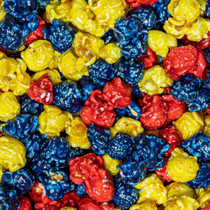 Super Hero Mix Popcorn Candied