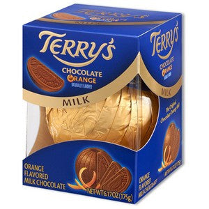 Terrys Milk Chocolage Orange Slice