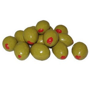 Pimento Olives (Chocolate Almonds) - Nikki