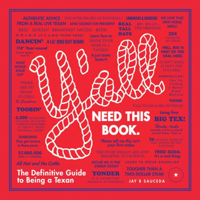 Y'all Need This Book - Guide to Being A Texan