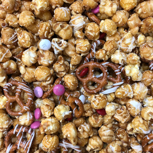 Cupid Crunch Popcorn