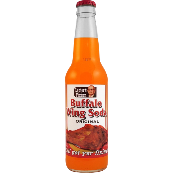 Buffalo Wing Soda - Nikki