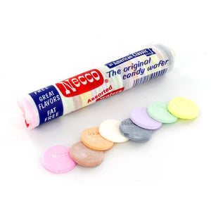 Necco Wafers Roll Dallas TX