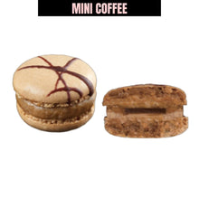 Load image into Gallery viewer, Premium Dessert Frozen Assorted Mini Macarons 63pcs
