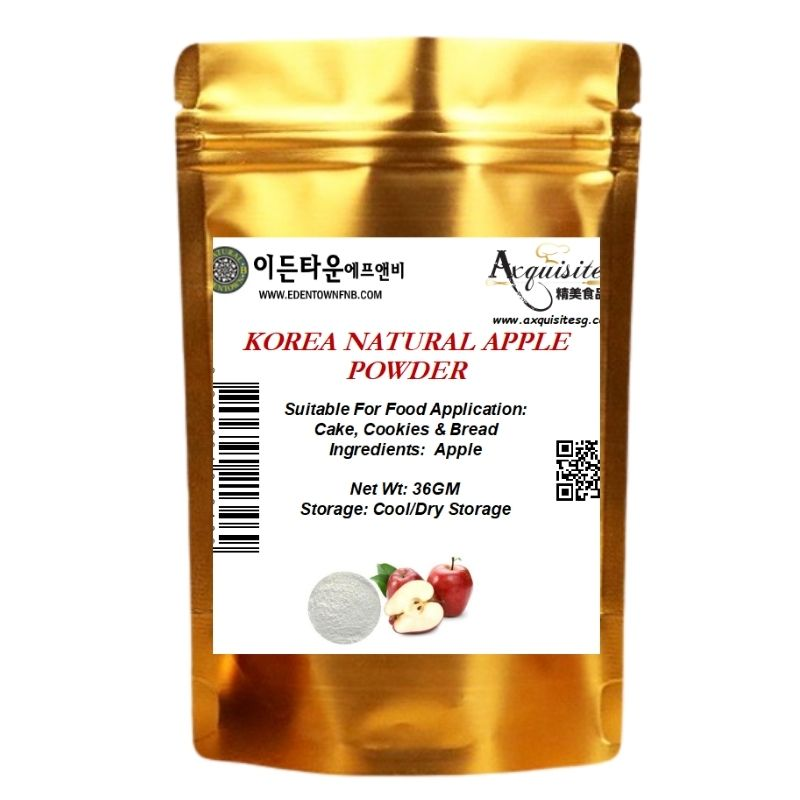 Edentown Korea Natural Apple Powder 36g