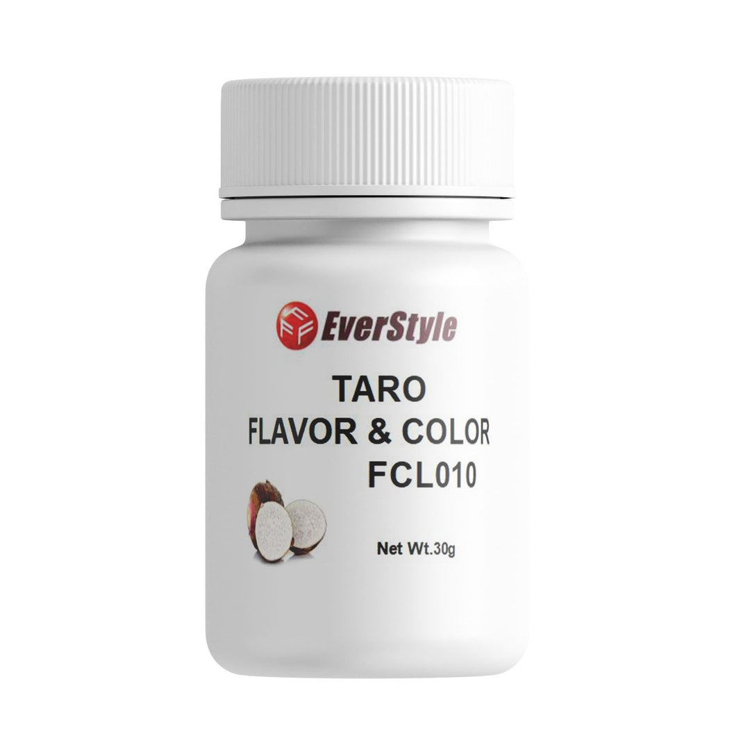 Everstyle Taro Flavor & Color 30g (FCL010)