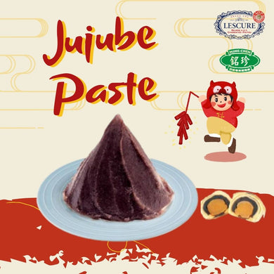 Lescure Ming Chen Jujube Red Date Paste 1kg