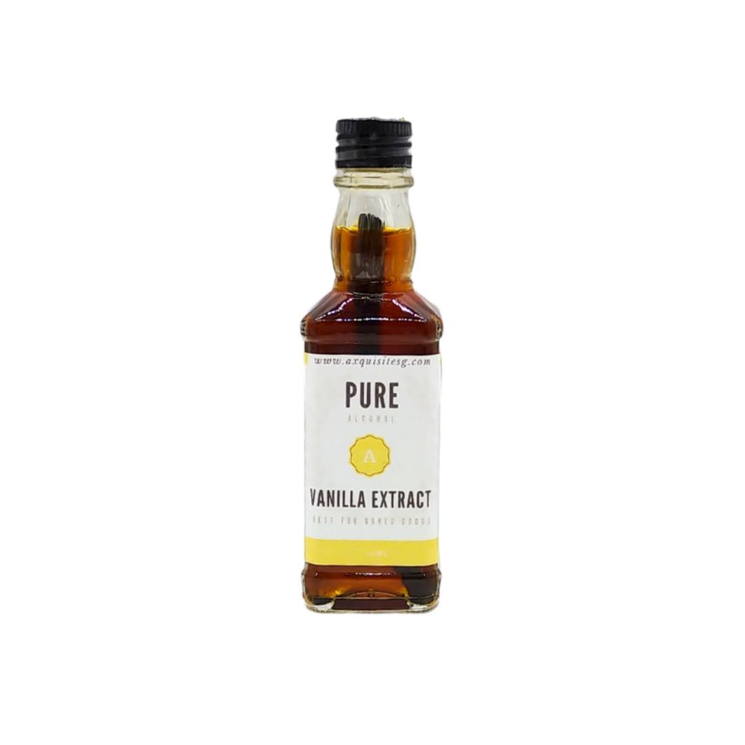Pure Vanilla Extract Alcohol 50ml