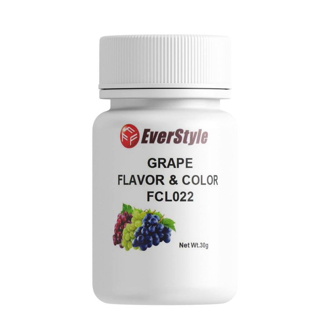 Everstyle Grape Flavor and Color 30g (FCL022)