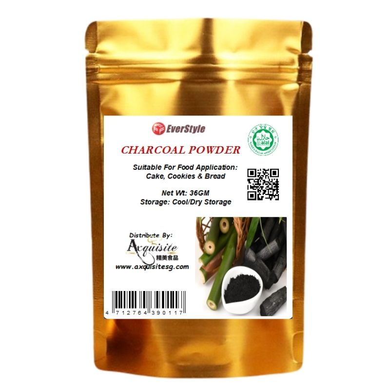 Everstyle Charcoal Powder 36g (CHQCP)