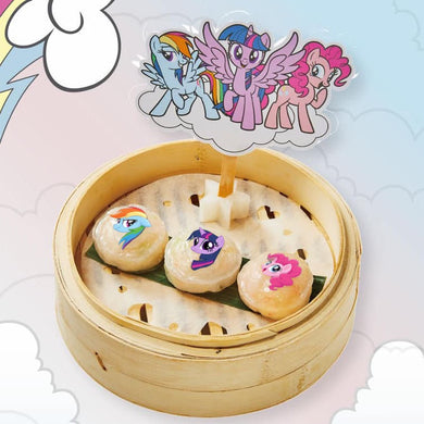 Edible My Little Pony Glutinous Sticker Wafer Paper