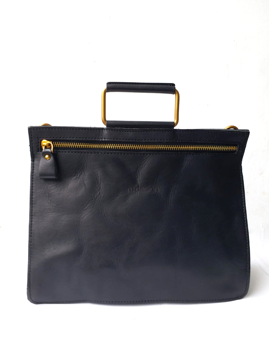 TRISTAN LEATHER BAG